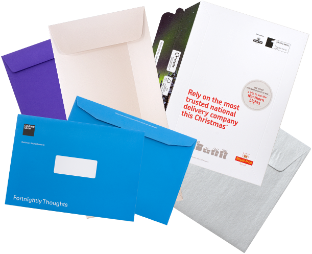 Bespoke Custom Envelopes